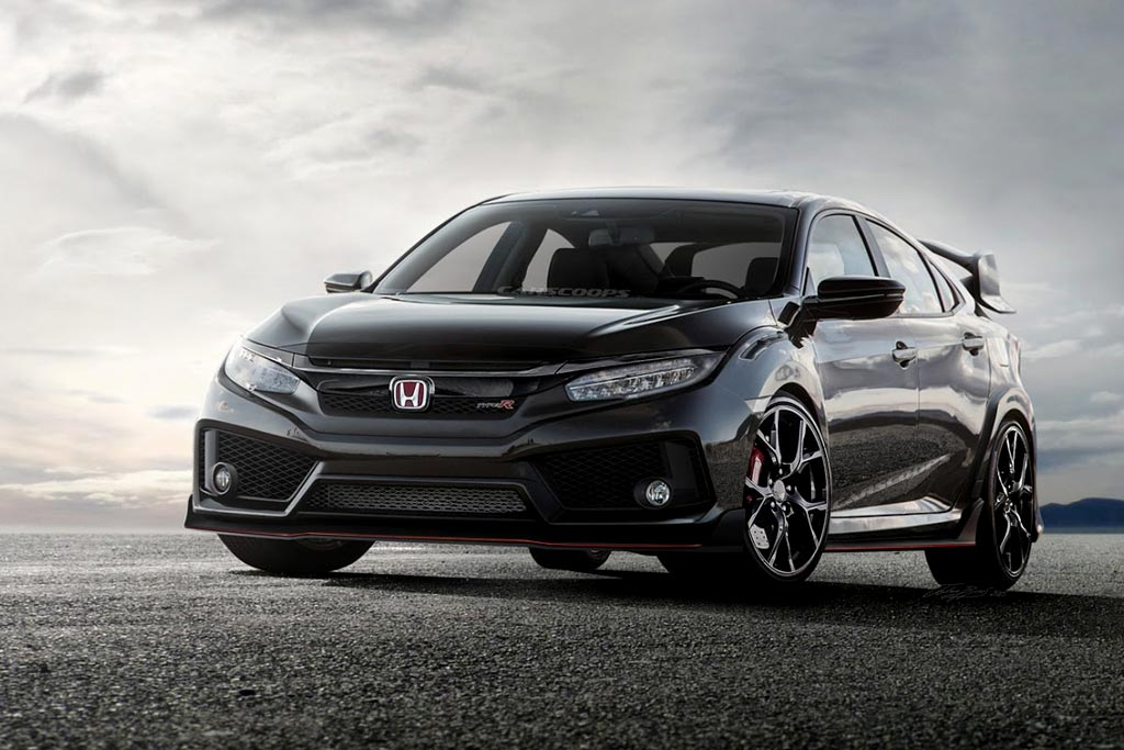 2018 Honda Civic Type R photo - 5