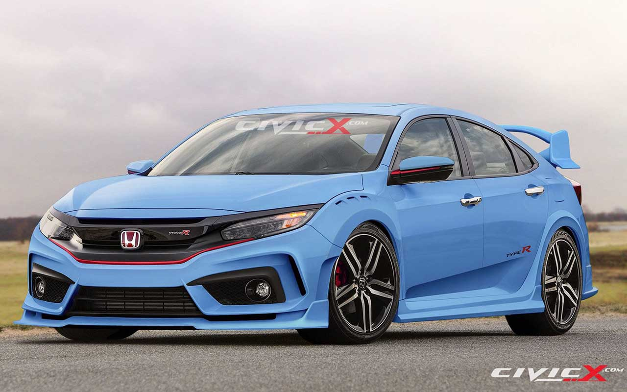 2018 Honda Civic Type S photo - 3