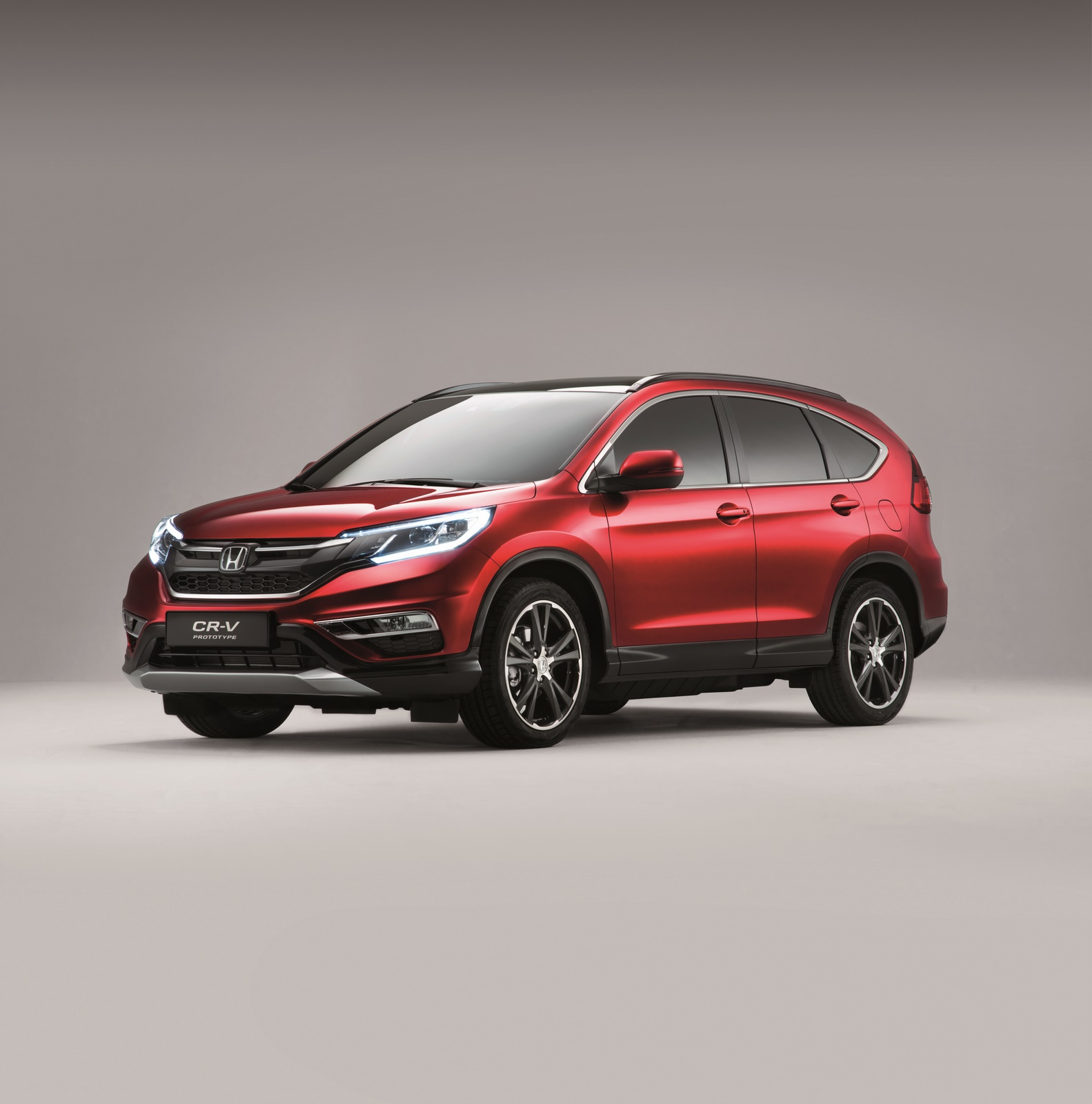 2018 Honda CR V Euro Specs photo - 1