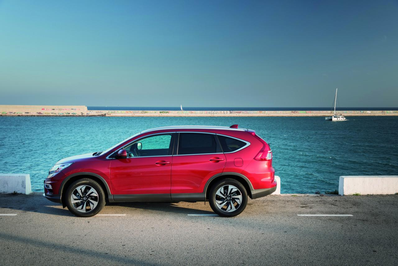 2018 Honda CR V Euro Specs photo - 4