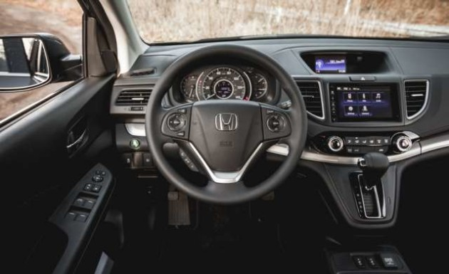 2018 Honda CR V Euro Specs photo - 5