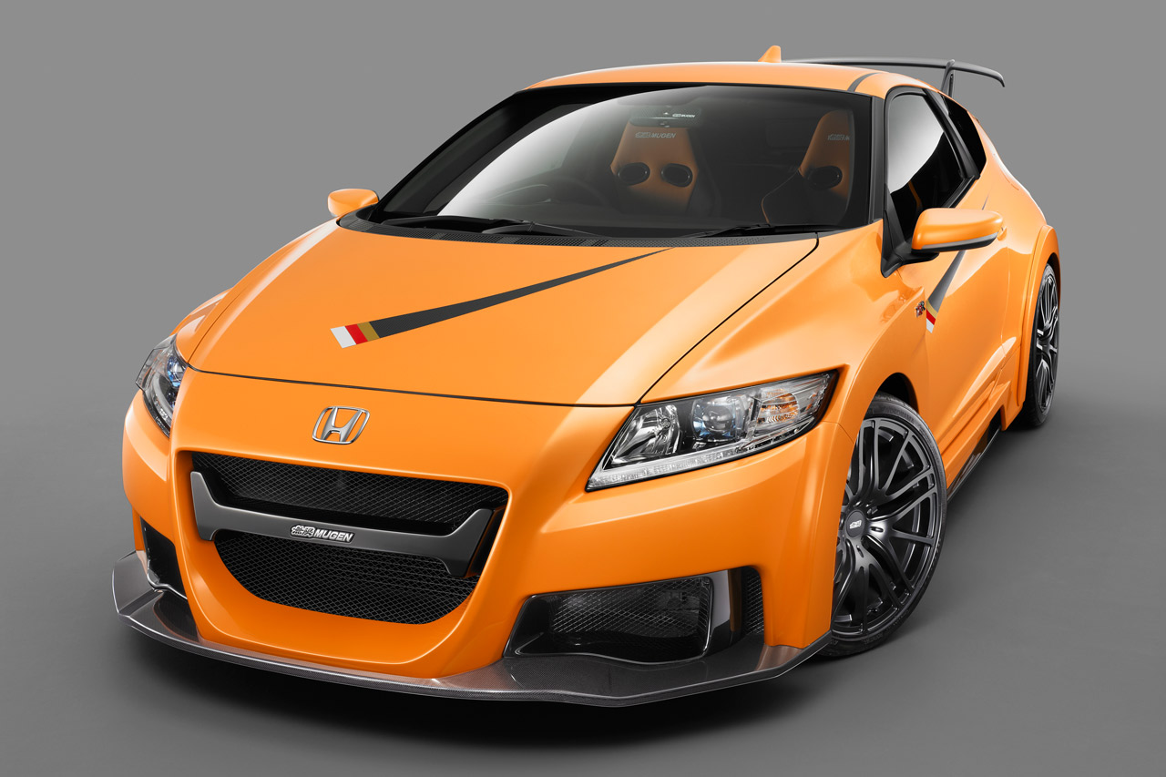 2018 Honda CR Z Mugen RR Concept photo - 3