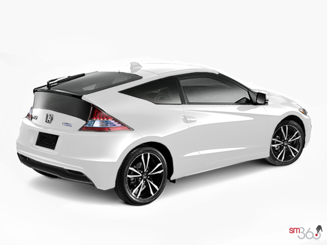 2018 Honda CR Z US Version photo - 5