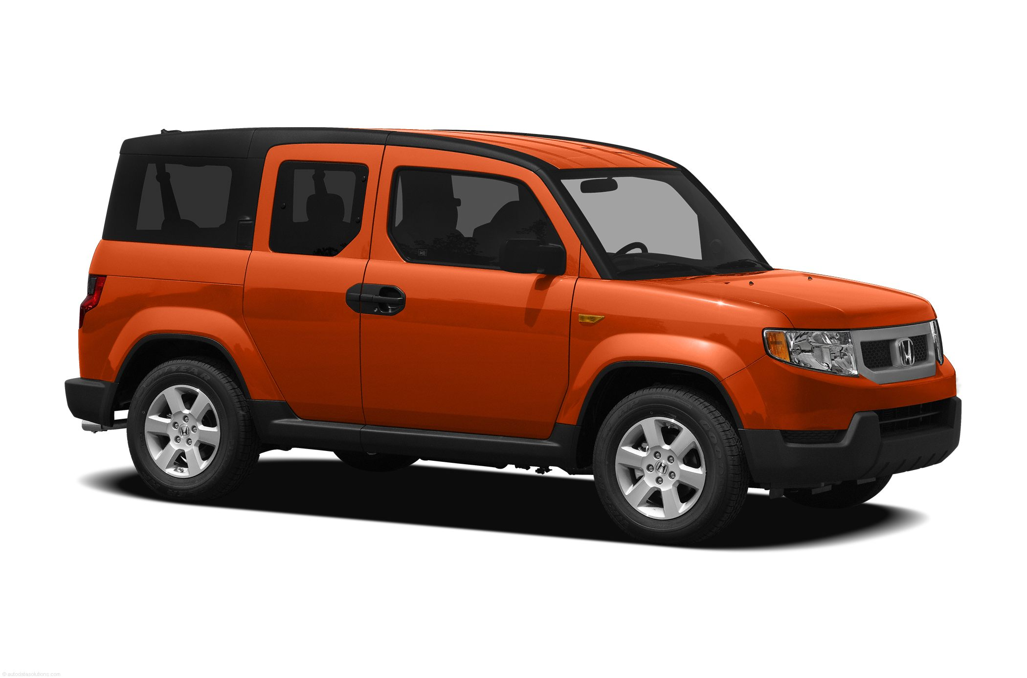2018 Honda Element photo - 4
