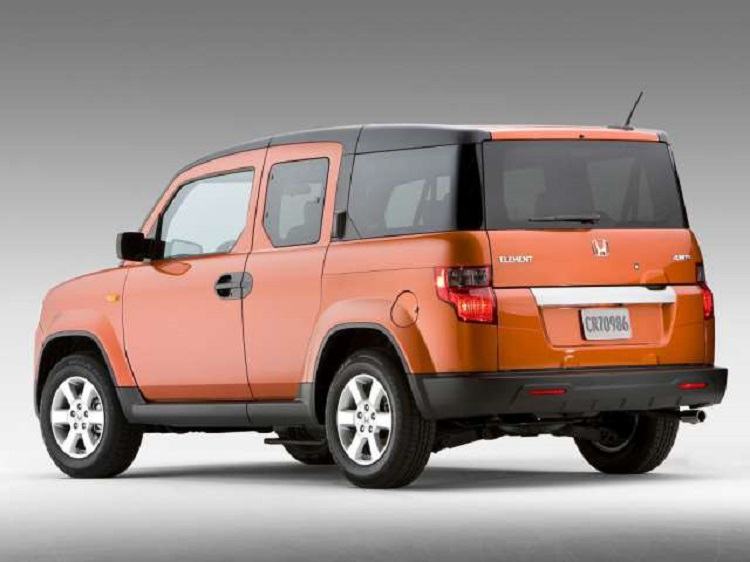 2018 Honda Element photo - 5