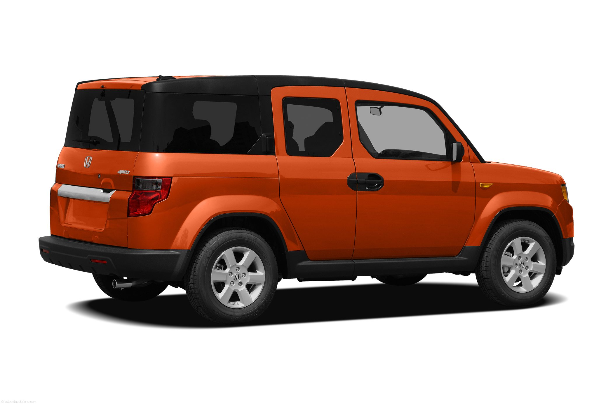 2018 Honda Element EX photo - 1