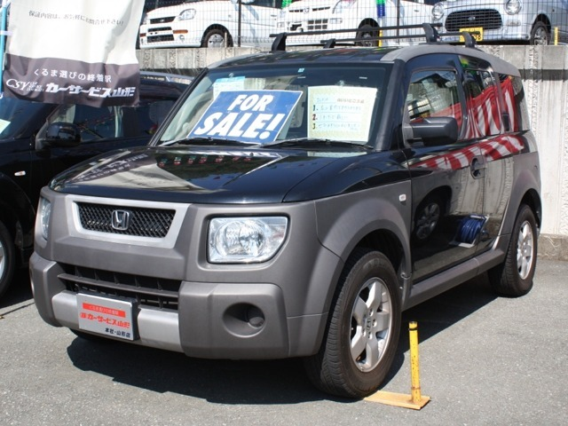 2018 Honda Element EX photo - 4