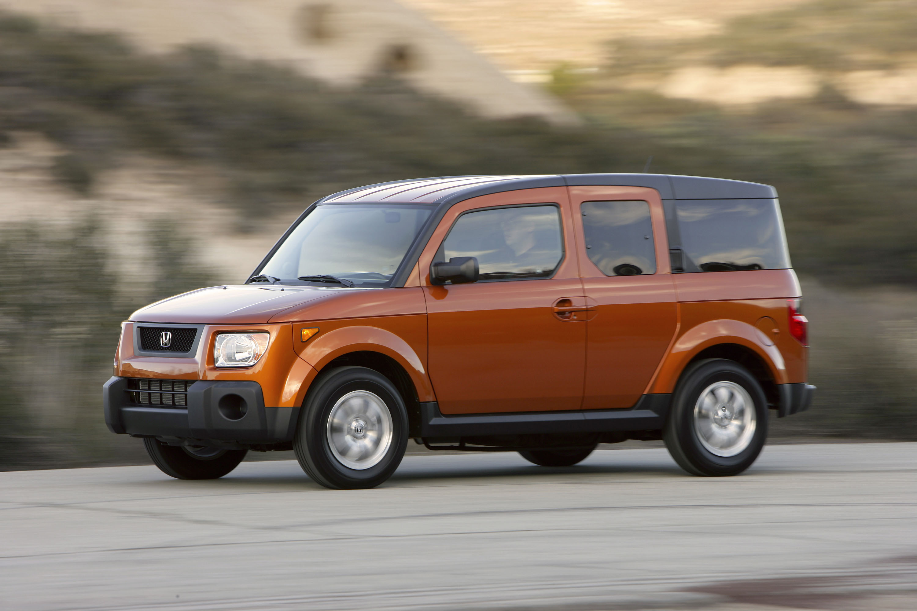 2018 Honda Element EX P photo - 2