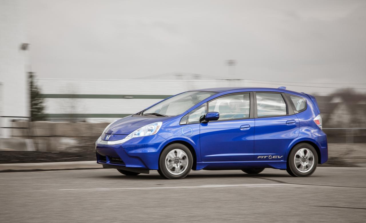 2018 Honda Fit EV photo - 4