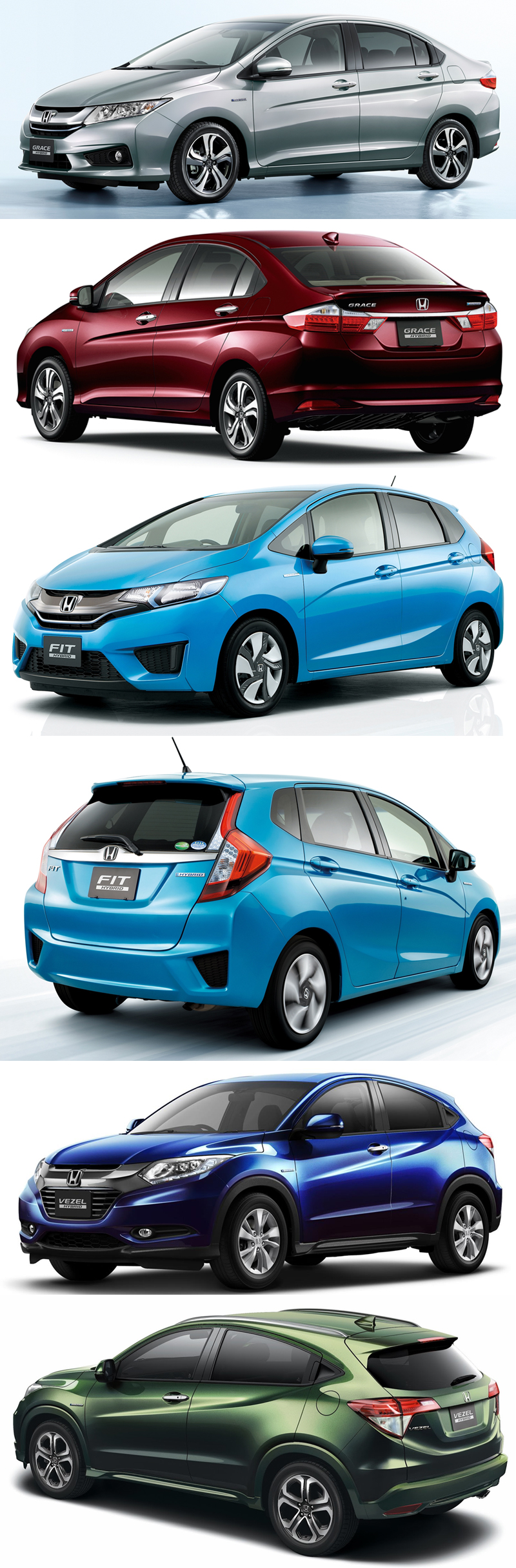 2018 Honda Jazz Hybrid photo - 1