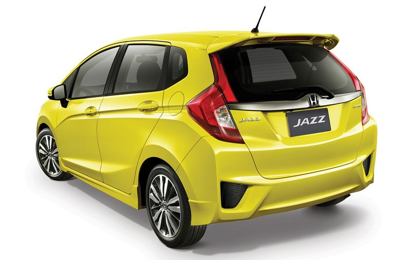 2018 Honda Jazz Hybrid photo - 4