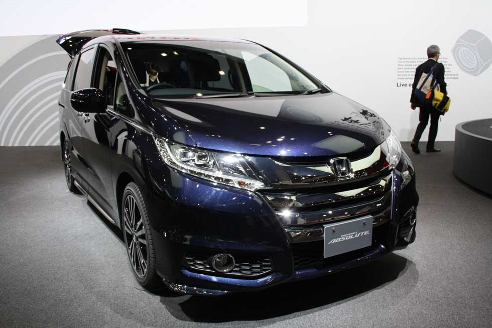 2018 honda odyssey touring elite car photos catalog 2018