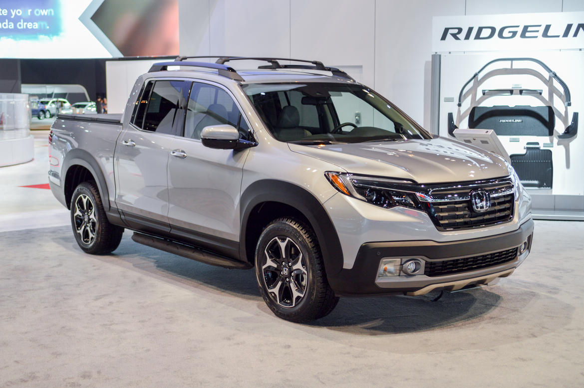 2018 Honda Ridgeline All Terrain Concept photo - 1