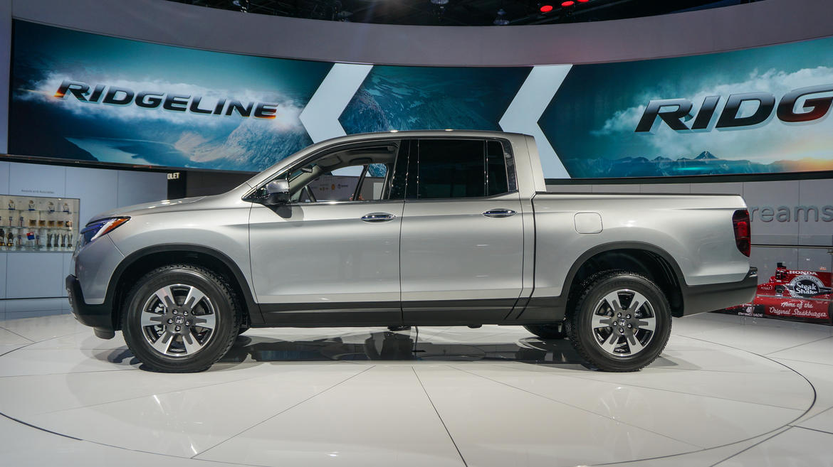 2018 Honda Ridgeline All Terrain Concept photo - 3