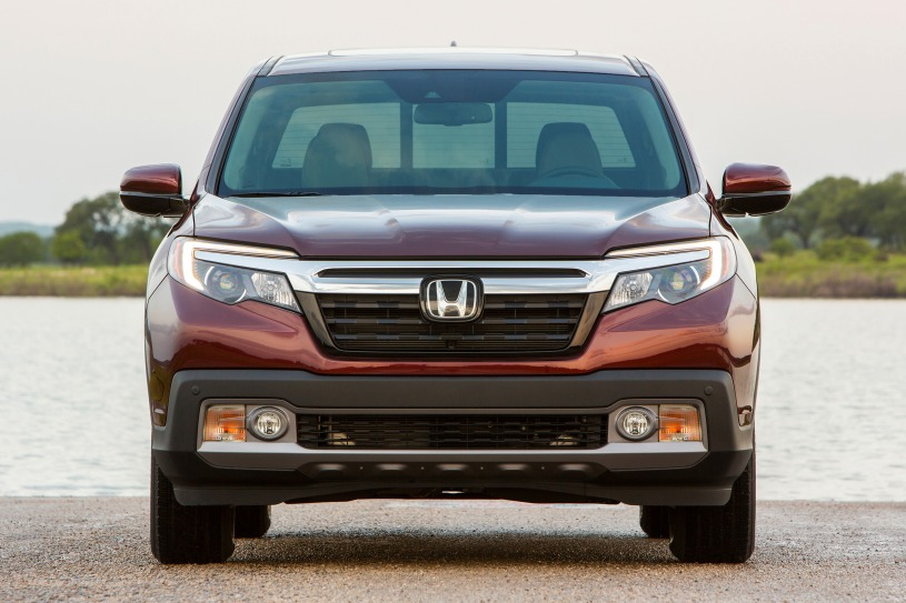 2018 Honda Ridgeline RTL photo - 3
