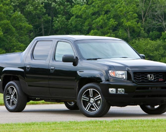 2018 Honda Ridgeline RTL photo - 4