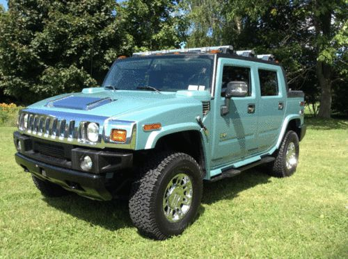 2018 Hummer H2 SUT Limited Edition photo - 4