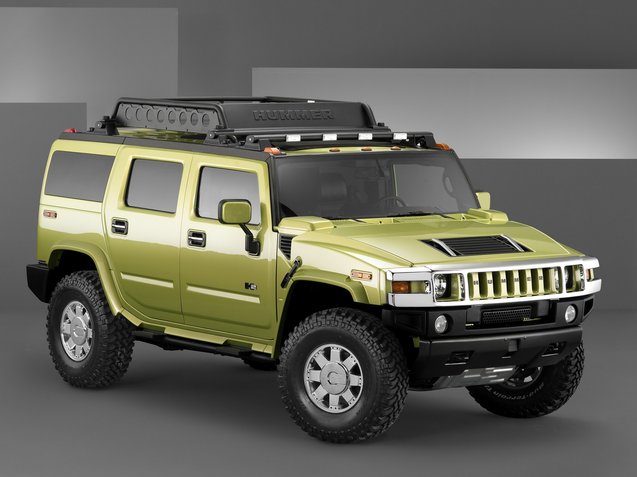 2018 Hummer H2 SUV Concept photo - 1