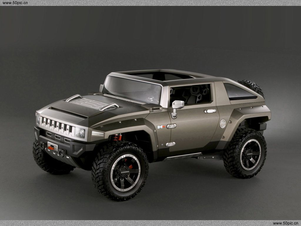2018 Hummer H2 SUV Concept photo - 2