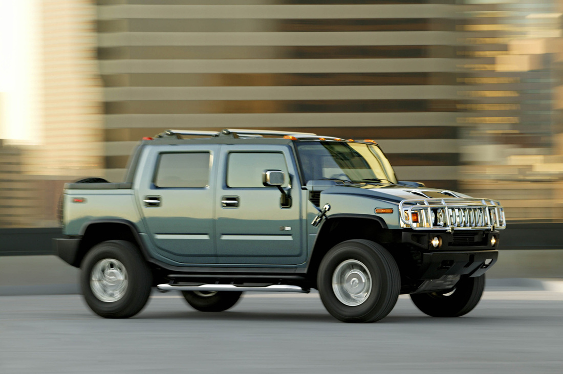 2018 Hummer H2 SUV Concept photo - 3