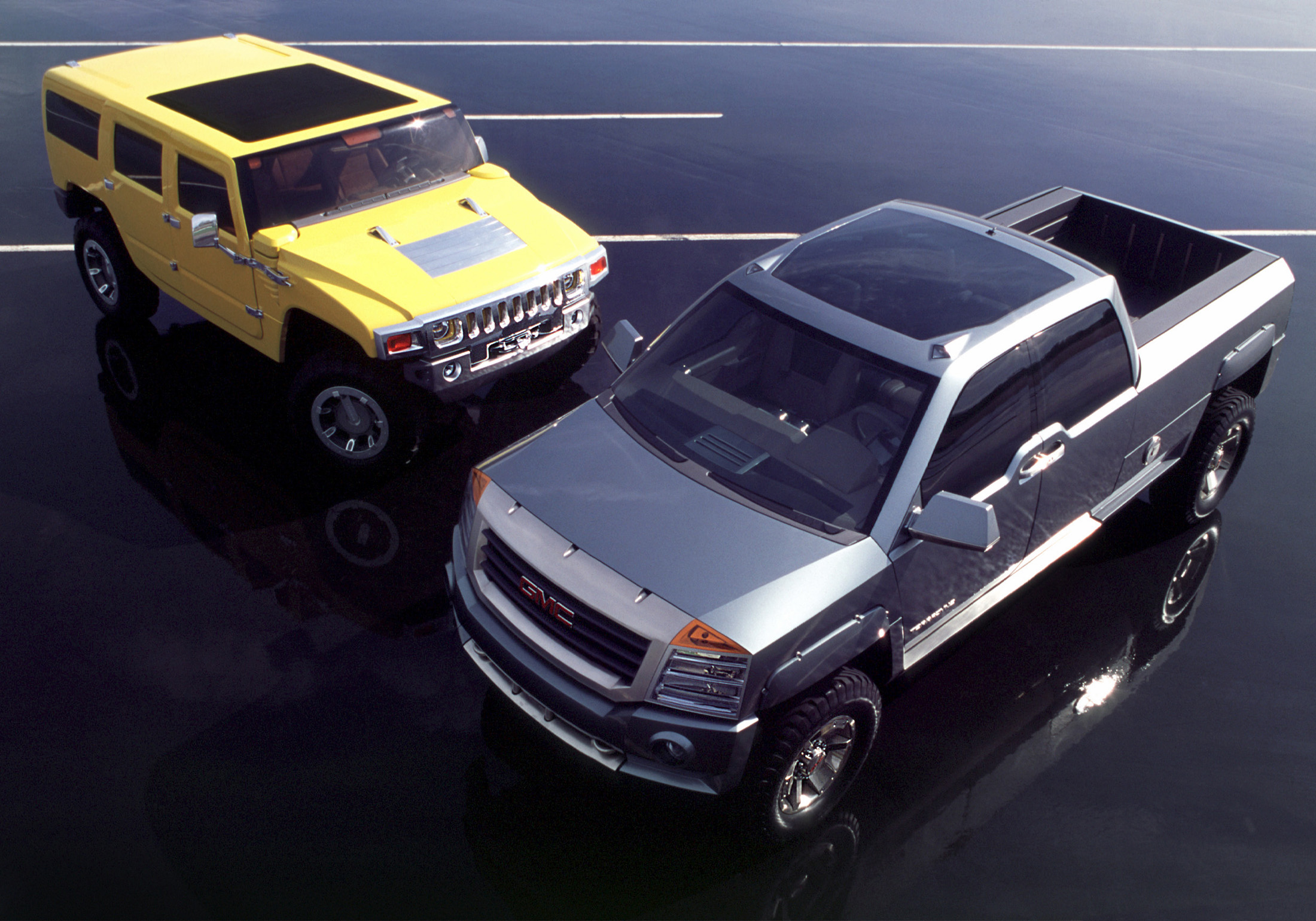 2018 Hummer H2 SUV Concept photo - 5