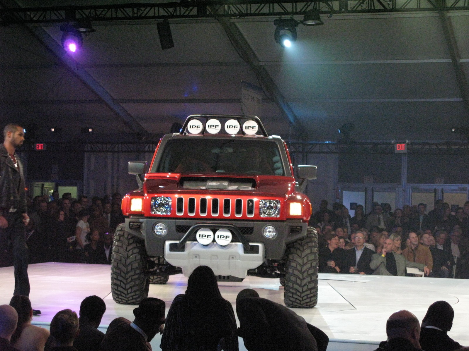 2018 Hummer H3R Off Road Concept photo - 5