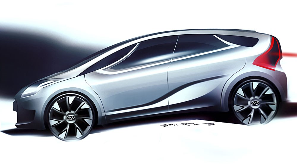 2018 Hyundai HED 1 Concept photo - 3