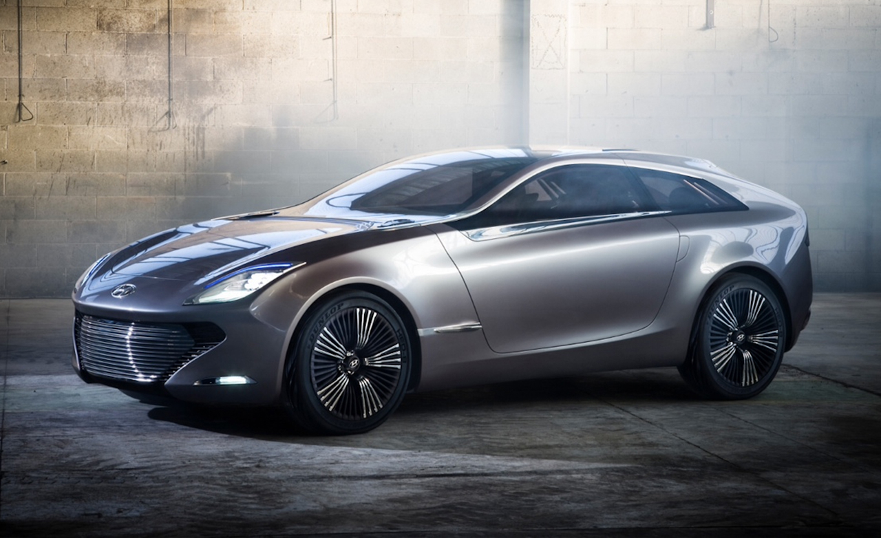 2018 Hyundai i ioniq Concept photo - 2