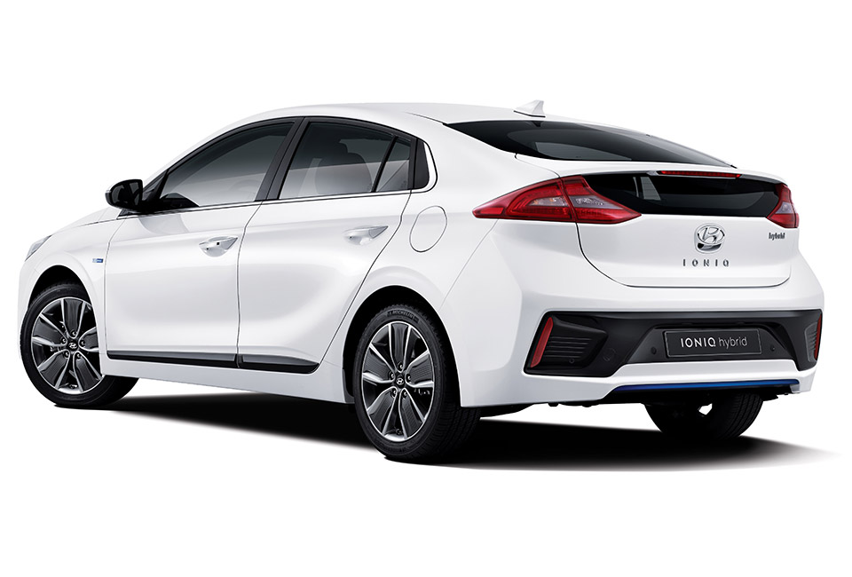 2018 Hyundai i ioniq Concept photo - 3