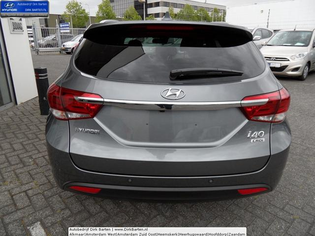2018 Hyundai i40 Wagon photo - 2