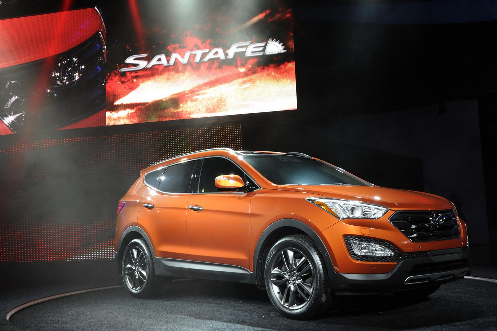 2018 Hyundai Santa Fe US Version photo - 5