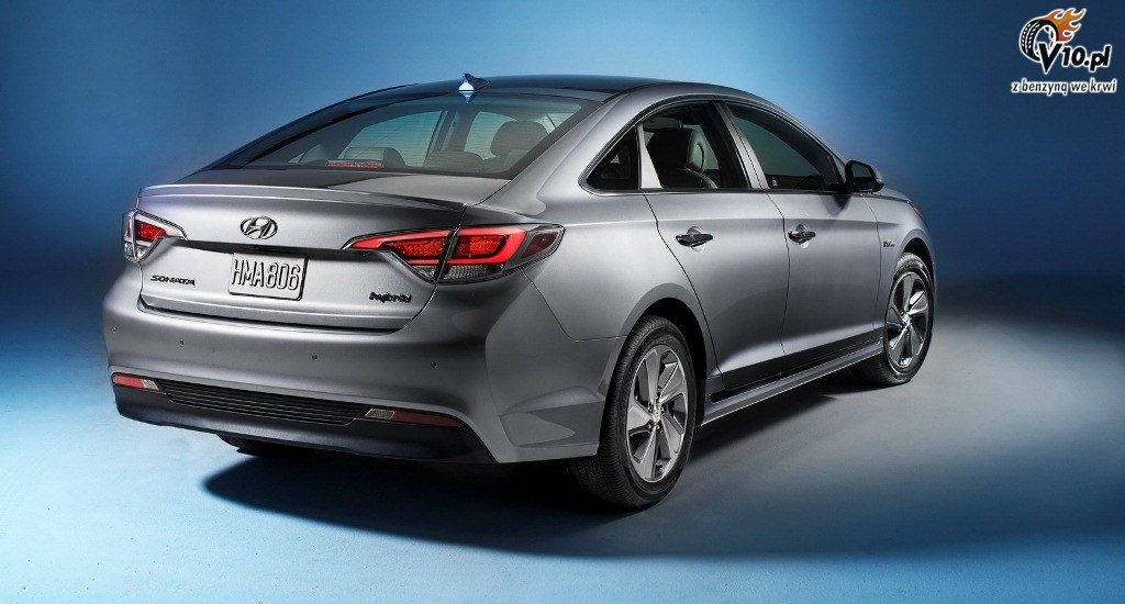 2018 Hyundai Sonata Plug in Hybrid photo - 1