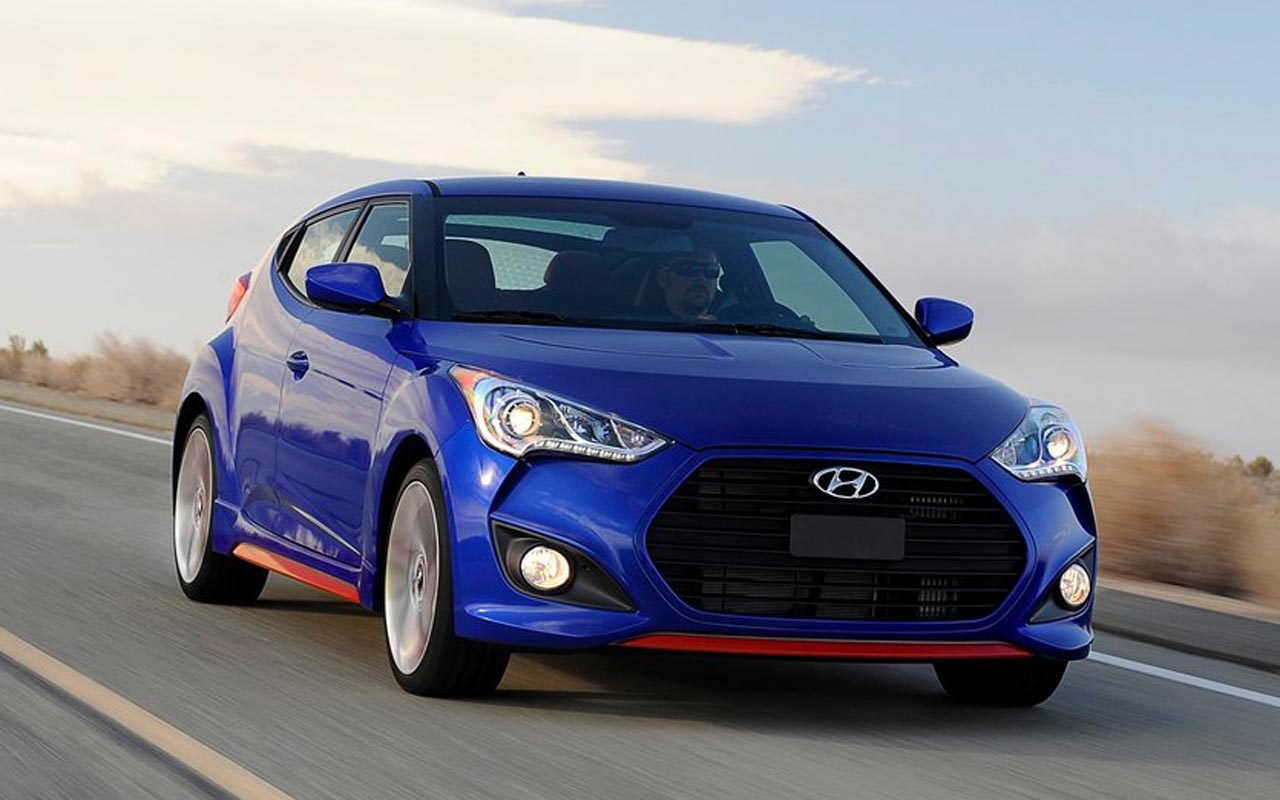 2018 Hyundai Veloster Car Photos Catalog 2018