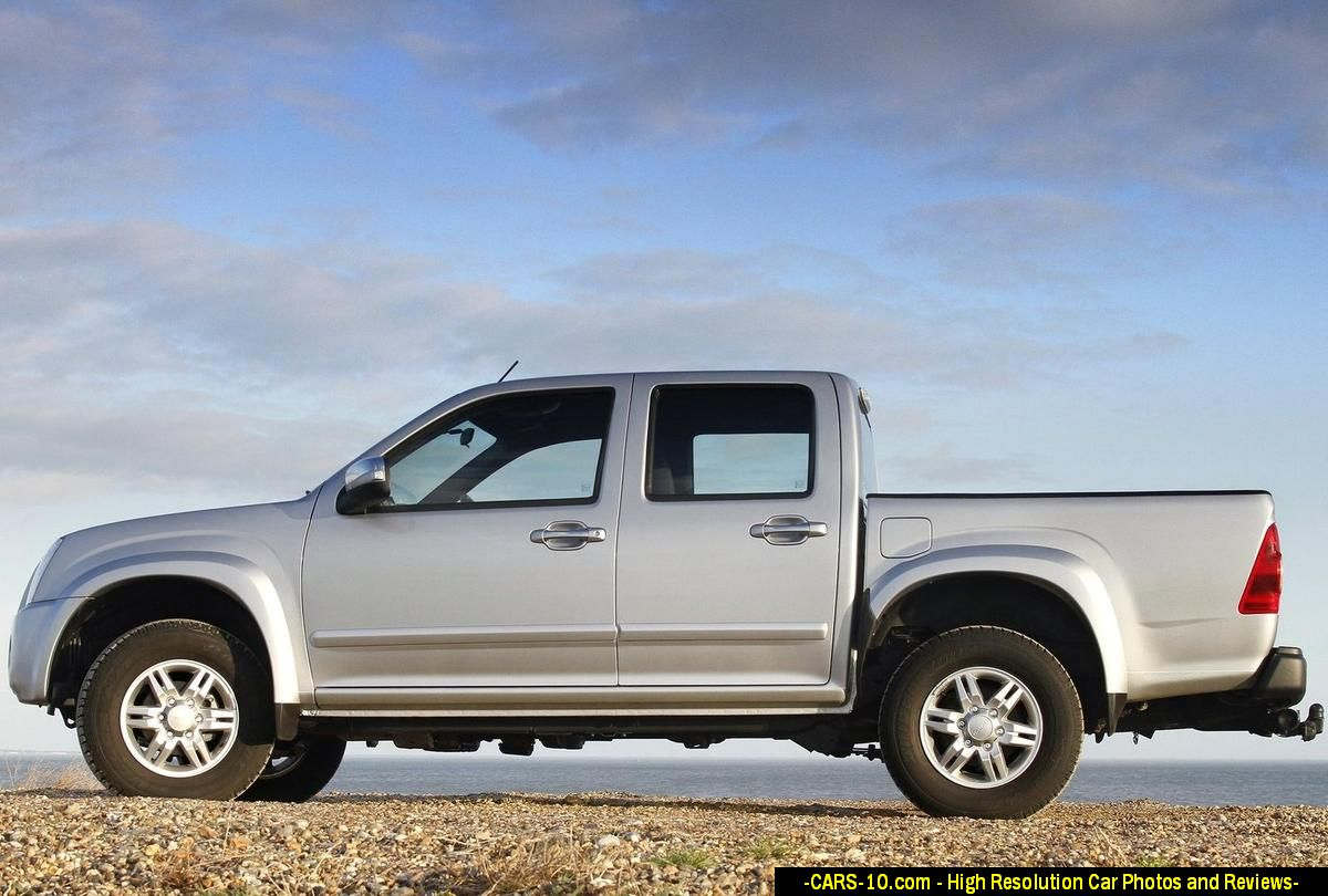 2018 Isuzu Rodeo 3.0 Denver photo - 4