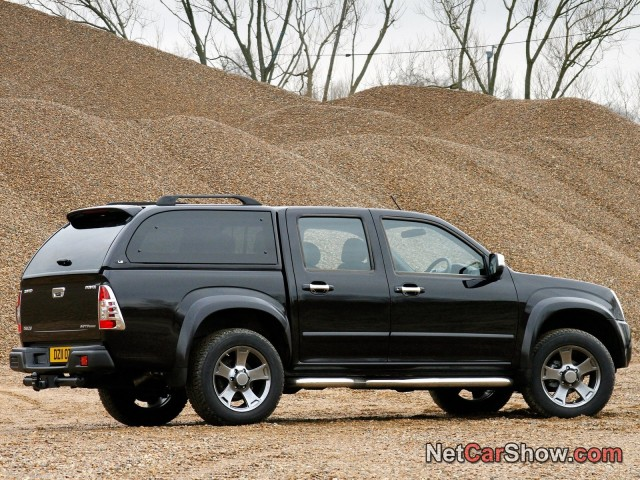 2018 Isuzu Rodeo 3.0 Denver photo - 5