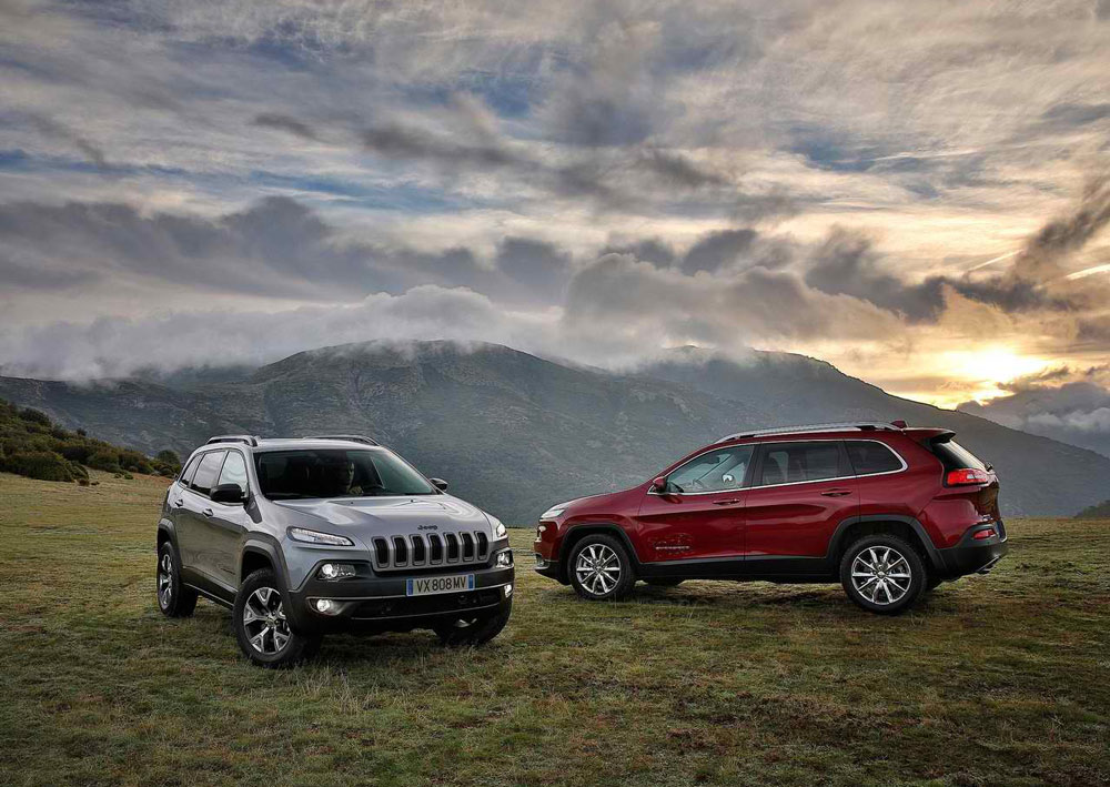 2018 Jeep Cherokee EU Version photo - 1