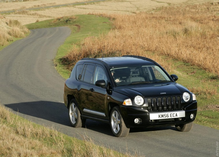 2018 Jeep Compass UK Version photo - 2