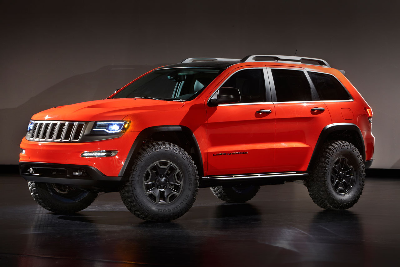2018 Jeep Ev Concept Car Photos Catalog 2018