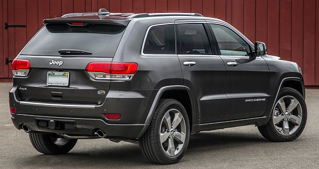 2018 Jeep Grand Cherokee 5.7 Limited photo - 1