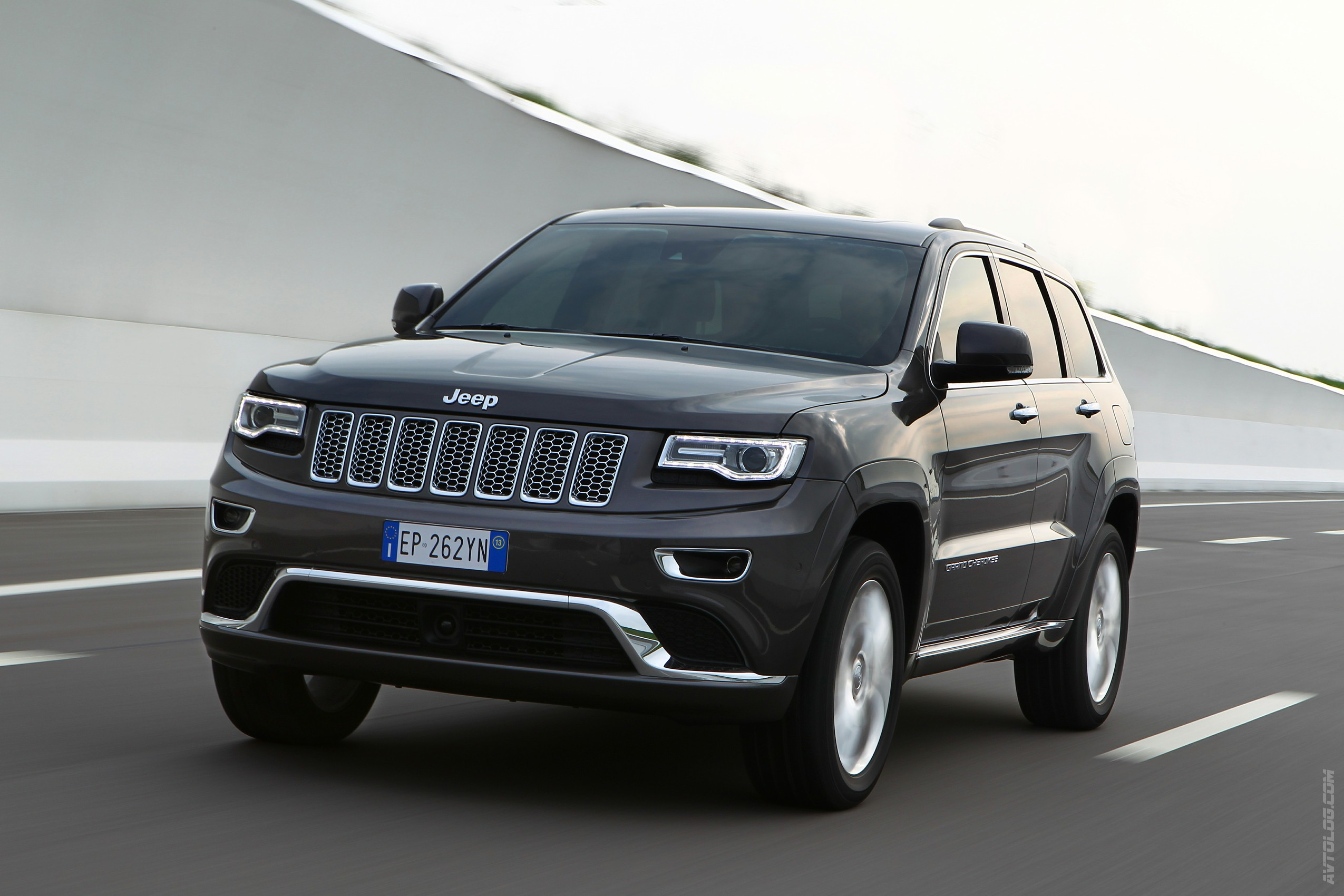 2018 Jeep Grand Cherokee EU Version photo - 2