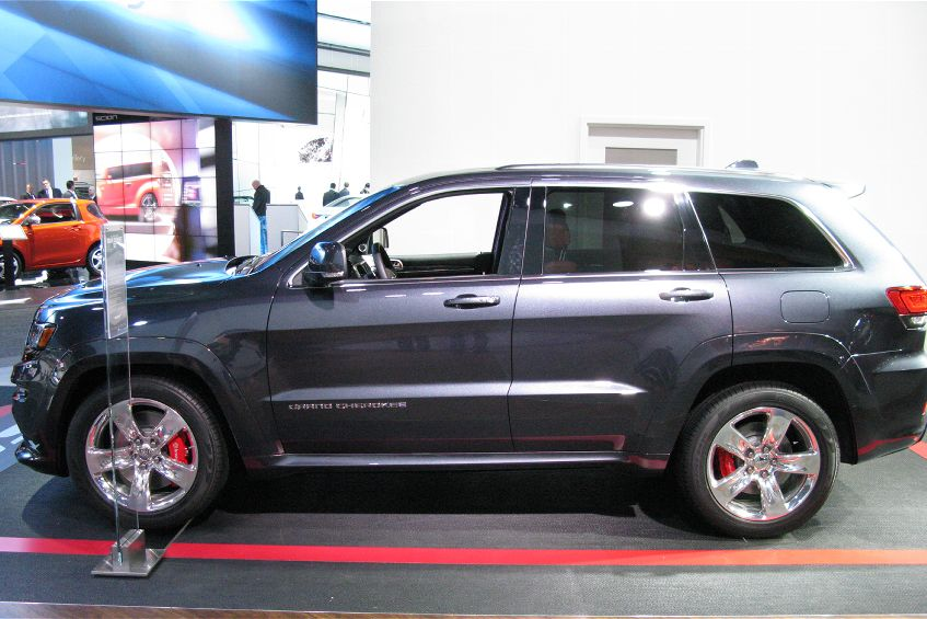 2018 Jeep Grand Cherokee EU Version photo - 5