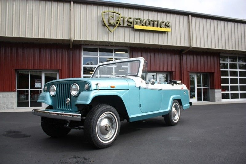 2018 Jeep Jeepster Commando Convertible photo - 5