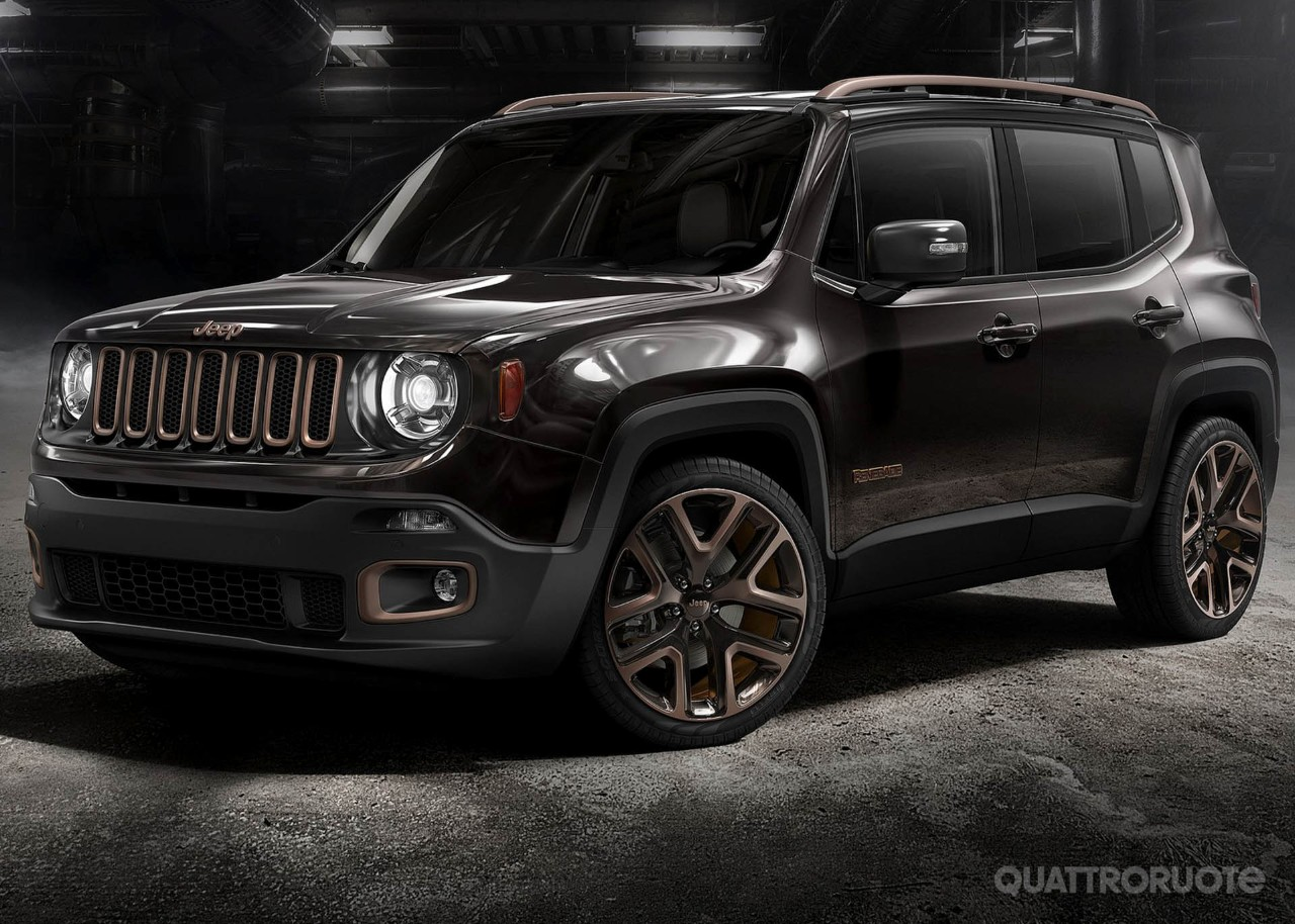 2018 Jeep Treo Concept photo - 3