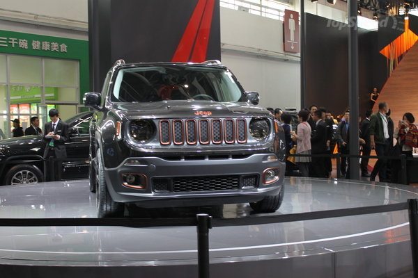 2018 Jeep Treo Concept photo - 5