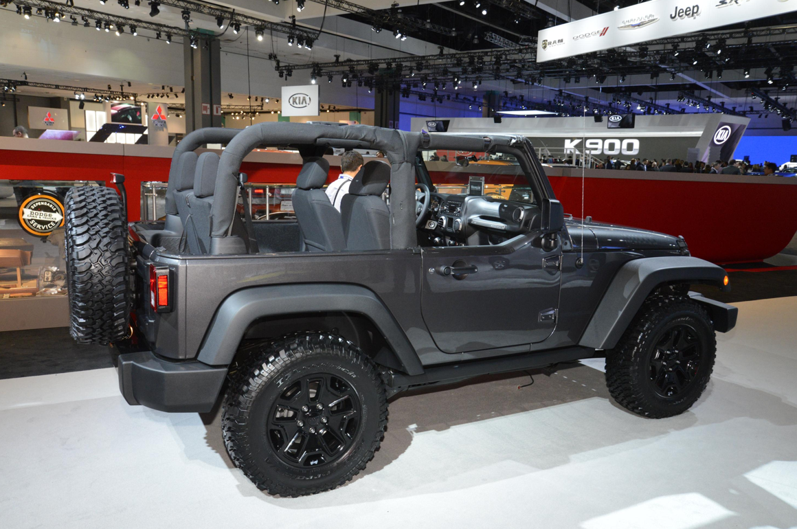 2018 Jeep Willys2 Concept photo - 1