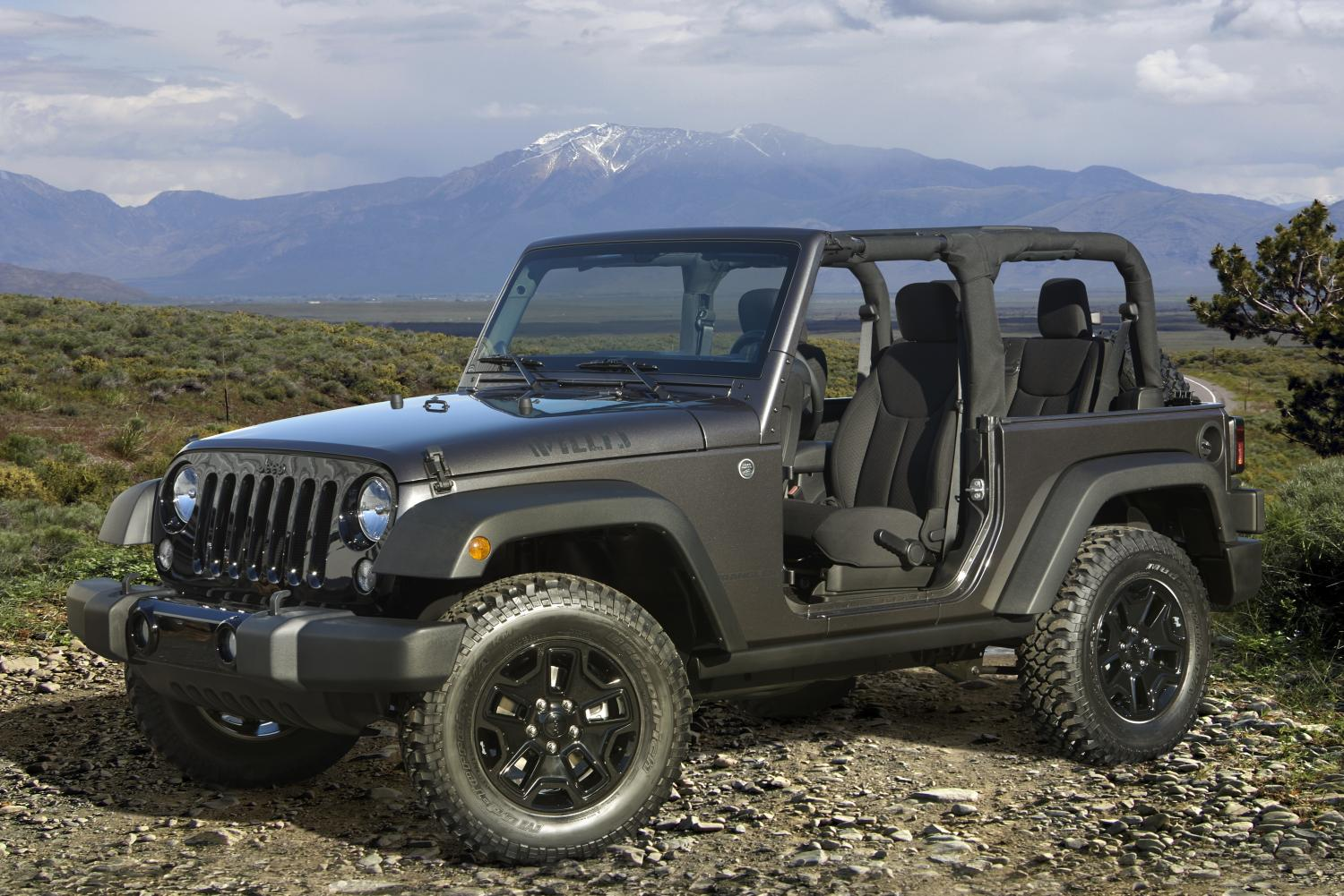 2018 Jeep Willys2 Concept photo - 4