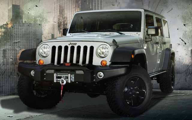2018 Jeep Wrangler Call of Duty MW3 photo - 2