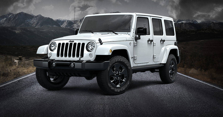 2018 Jeep Wrangler Unlimited Altitude photo - 4