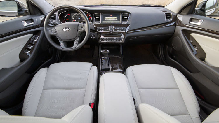 2018 kia amanti. unique kia 2018 kia amanti photo  3 inside kia amanti