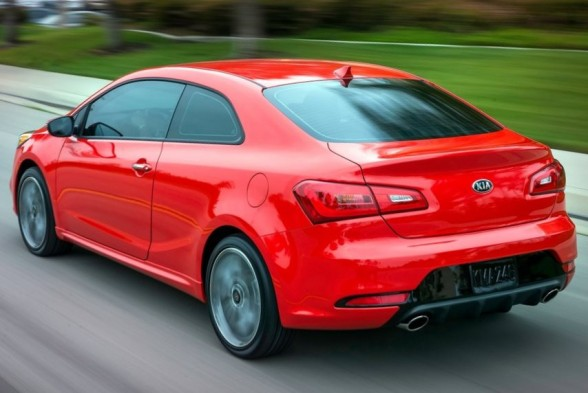 2018 Kia KOUP Concept photo - 4